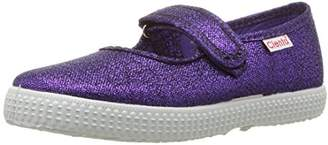 Cienta 56013 Glitter Mary Jane Fashion Sneaker