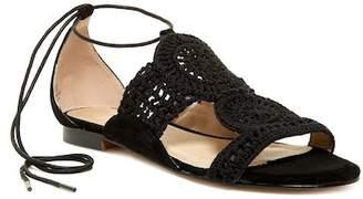 Catherine Malandrino Kendoll Crochet Sandal
