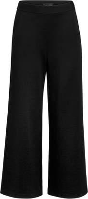 St. John Milano Knit Cropped Pant