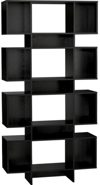 Totem Stacking Bookcase Set of Four