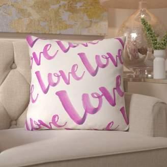 House of Hampton Bradford-On-Avon Outdoor Throw Pillow