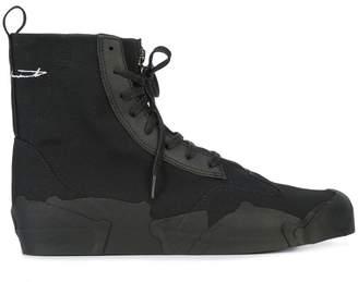 Yohji Yamamoto Takusan hi-top sneakers
