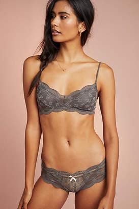 Eberjey India Lace Thong