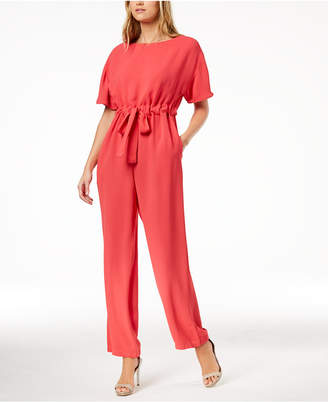 French Connection Tie-Waist Jumpsuit