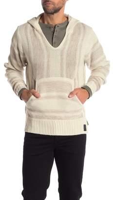 Weatherproof Marled Knit Hoodie