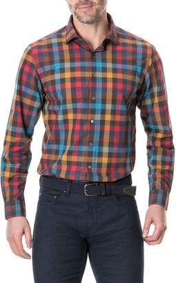 Rodd & Gunn Ridgelands Regular Fit Check Sport Shirt