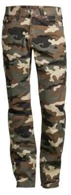 True Religion Ricky Camo Print Pants