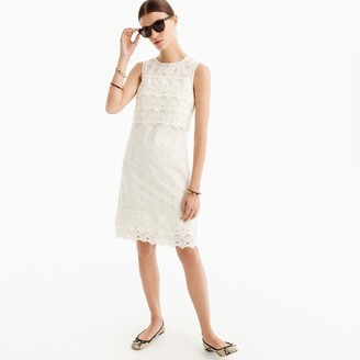 Petitetiered eyelet dress $98 thestylecure.com
