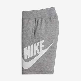 Nike French Terry Alumni Younger Kids'(Boys') Shorts