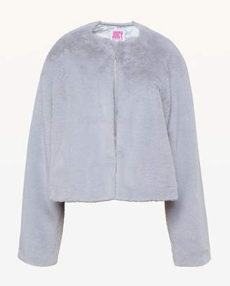 Juicy Couture JXJC Faux Fur Jacket