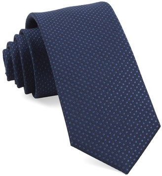 The Tie Bar Dotted Spin
