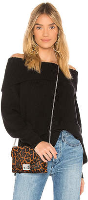 525 America Off Shoulder Sweater