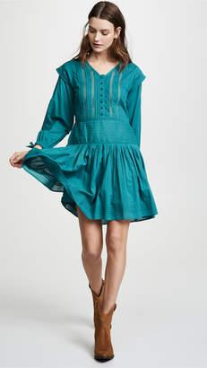 Sea Hemmingway Micro Pleated Day Dress
