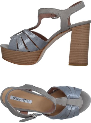 Donna Più Sandals - Item 11331775CQ