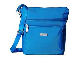 Baggallini Legacy Crossbody Bag w/ RFID Wristlet