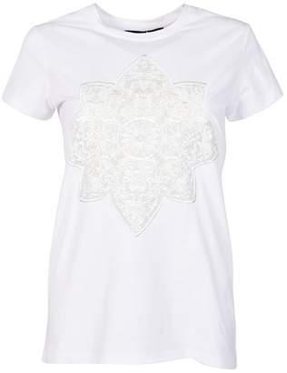 John Richmond Embroidered T-shirt