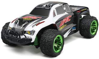 RC Cars Racing vehicle,RC Trucks RTR Electric Vehicle Toys JJRC Q35 1/26 2.4GHz 30+MPH Remote Control Car Off Road Vehicles with 4 Big Wheels For Kids Children,by MKLOT - Black