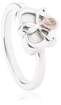 Clogau Gold Clogau Dwynwen Mother of Pearl Ring - Size S