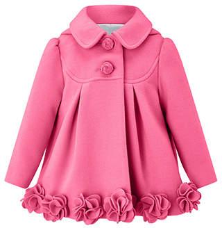 Monsoon Baby Penny Roses Coat