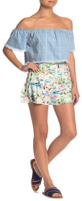 Show Me Your Mumu Skippy High Waist Shorts
