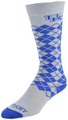 Women's Mojo Kentucky Wildcats Argyle Socks
