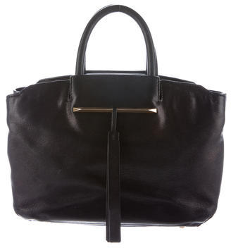 B Brian Atwood Leather Gloria Bag $175 thestylecure.com