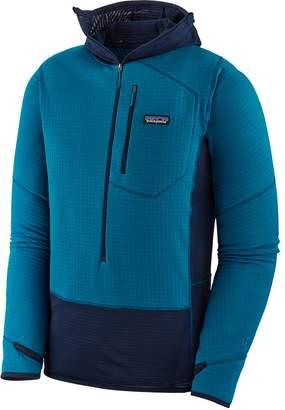 Patagonia R1 Hooded 1/2-Zip Fleece Pullover - Men's