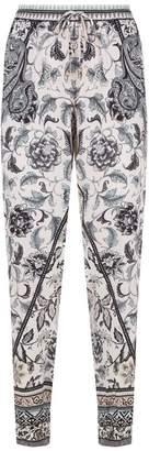 Hale Bob Sabine Floral Trousers