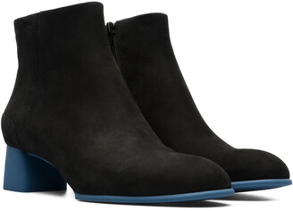 Camper Katie Leather Ankle Boot