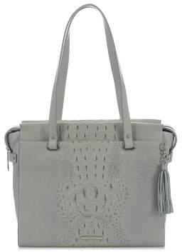 Brahmin Medium Collodi Emily Leather Tote Bag