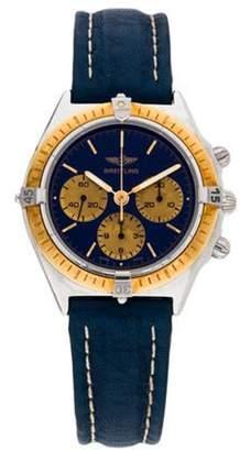 Breitling Callisto Watch yellow Callisto Watch