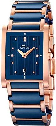 Lotus セラミック15586 / 2 Wristwatch for women withセラミック要素
