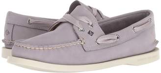 Sperry A/O Satin Lace Women's Slip on Shoes