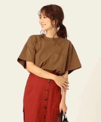 TWO FACES 【抗菌防臭】ビッグシルエット Tシャツ(C)FDB