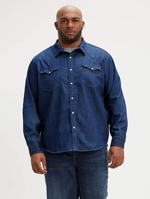 Levi's Classic Western Shirt Chambray (Big)