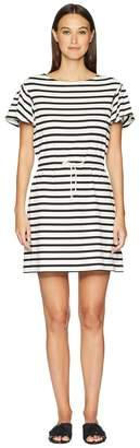 Kate Spade Stripe Drop Shoulder Dress Women's Dress