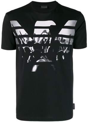 Emporio Armani logo T-shirt