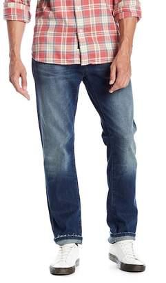 "Mavi Jeans Zach Straight Leg Jeans - 32-34\"" Inseam"