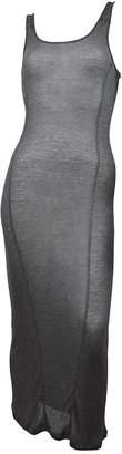 Free People Intimately Women's Carcoal Sleeveless Sheath Dress