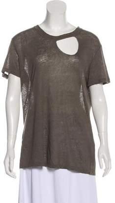 IRO Imaan Linen T-Shirt