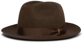 Borsalino Marengo Rabbit-Felt Hat