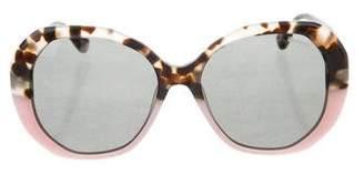 Illesteva Manuela Tinted Sunglasses