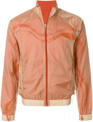 Cottweiler layered bomber jacket