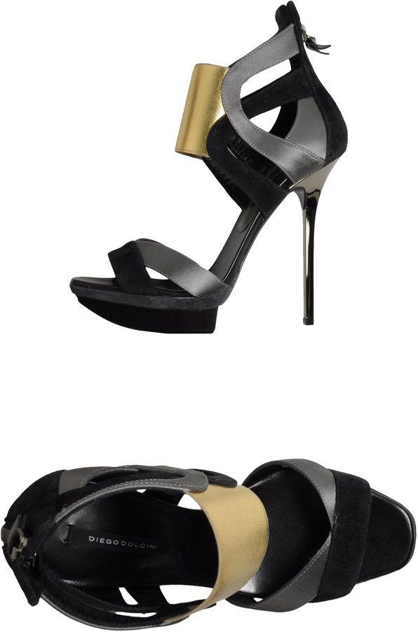 Diego Dolcini Platform sandals