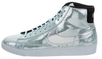 Nike Metallic Blazer Disco Ball Sneakers