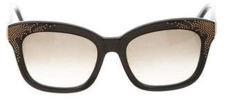 Chloé Studded Tinted Sunglasses