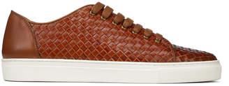 Donald J Pliner ALTO, Woven Calf Leather Sneaker