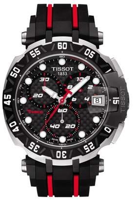 Tissot Men's T-Race MotoGP Swiss Quartz Sport Watch, 47.2mm