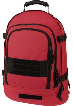 Mercury Tactical Gear 3-Day Stretch Backpack, Firefighter Red