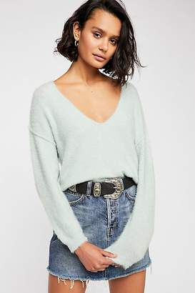 Princess V-Neck Sweater
